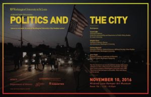 Politics and the City
